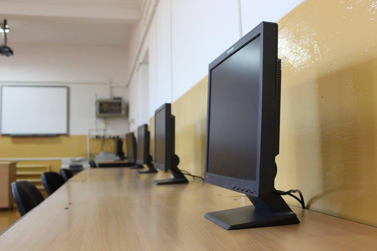 Cabinet de informatică
